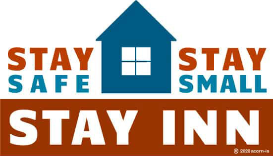 Stay Safe Stay Small Stay Inn